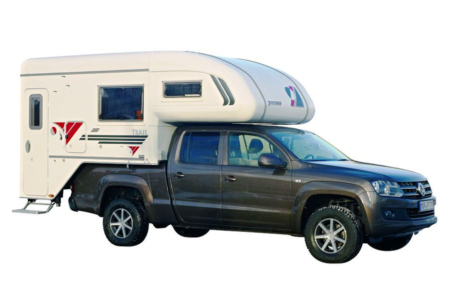 VW Amarok XL med TRAIL 260S